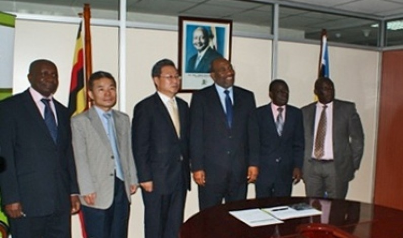 Uganda & South Korea launch Digital content production and management control center