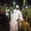 Gambia's Barrow to be given instruments of power from neighboring Senegal