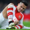 Alexis Sanchez out of Arsenal's opening two matches of the season through injury
