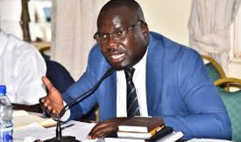 Chwa west MP Okin Ojara says prostitutes have invaded Parliament
