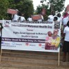 Civil society calls for  improvement in health care to reduce on maternal death
