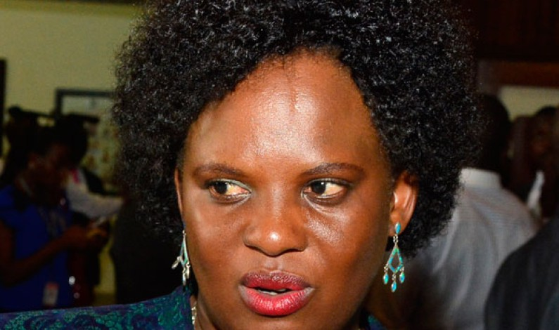 State House disowns claims by Lands Minister Betty Amongi