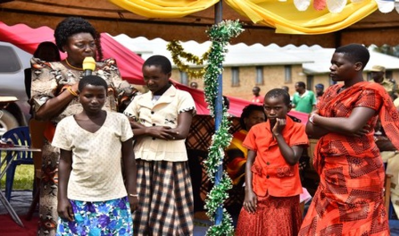 Speaker Kadaga urges parents not marry off their daughters when young