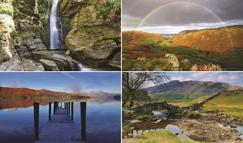 Cumbria one of Britain's most bewitching counties
