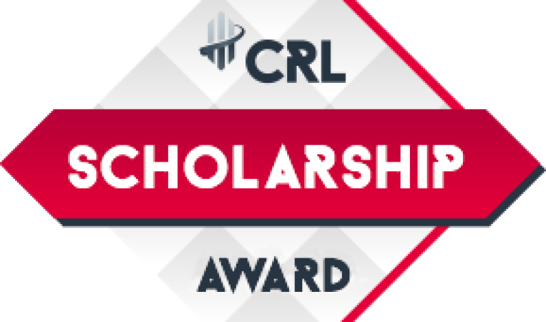 CRL Undergraduate and Master Scholarship for Home, EU and International Students in UK, 2018