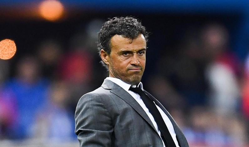 Luis Enrique appointed as new Spain boss