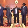 Museveni, Bashir, Kiir meet over South Sudan peace process
