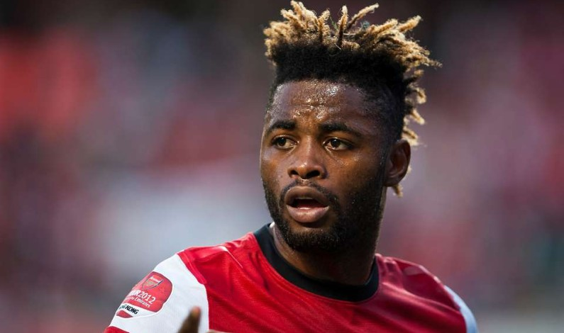Former Arsenal midfielder Alex Song joins Sion