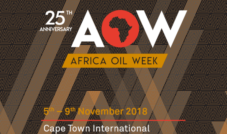Uganda sends a delegation to the Africa Oil Week 2018 in Cape Town, South Africa