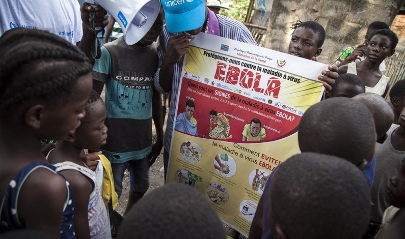 Ebola hits DR Congo again