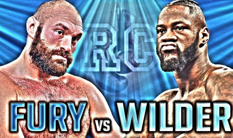 Tyson Fury confirms Deontay Wilder fight date and venue
