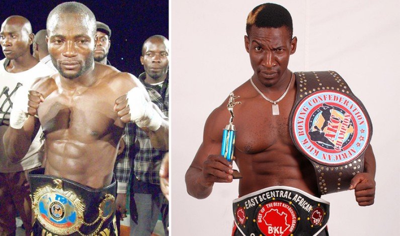 Gololo Moses returns in the ring with Thailand-based Ugandan fighter Umar Semata