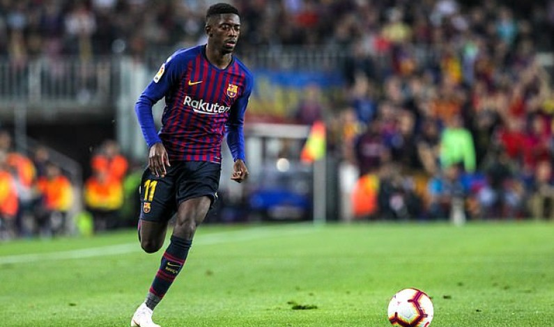 Premier League clubs on alert with Ousmane Dembele on a move in January