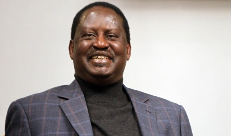 Raila Odinga appointed Representative for Infrastructure Development in Africa
