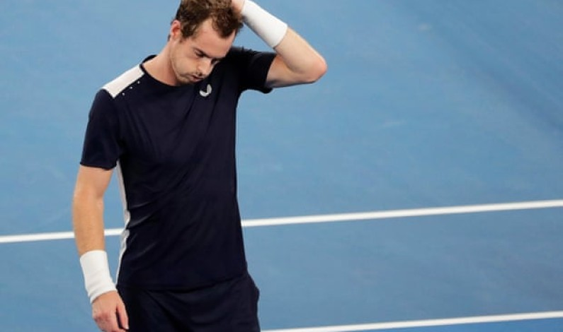 Andy Murray suffers defeat to Roberto Bautista Agut in Australian Open first round