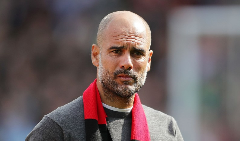 Guardiola tells City players to forget the quadruple