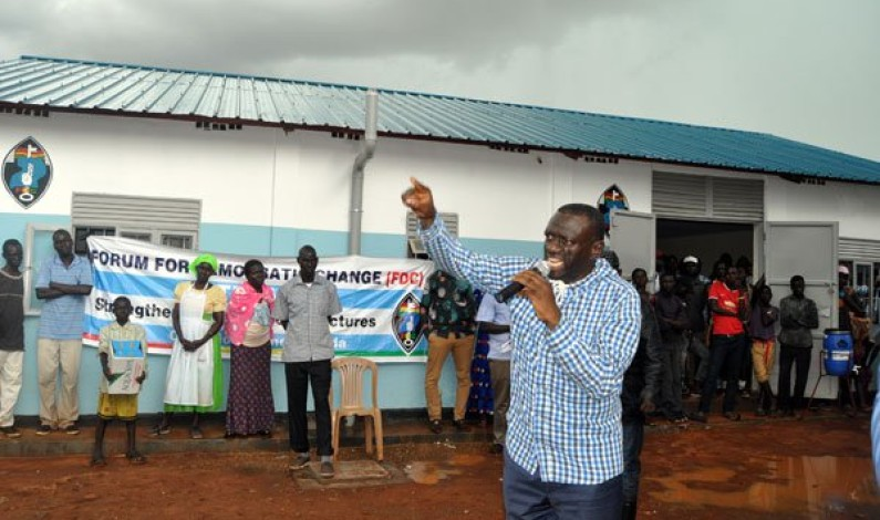 We need to create grassroots radio stations-Besigye