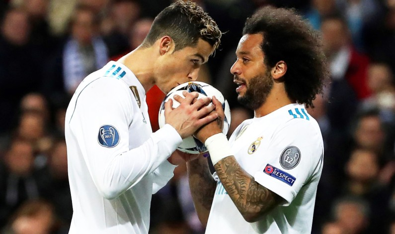 Marcelo decides to stay at Real Madrid after Zidane's return