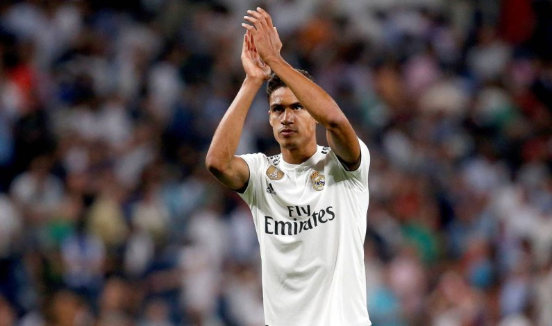 Real Madrid demand €500m release clause for Juventus target Varane