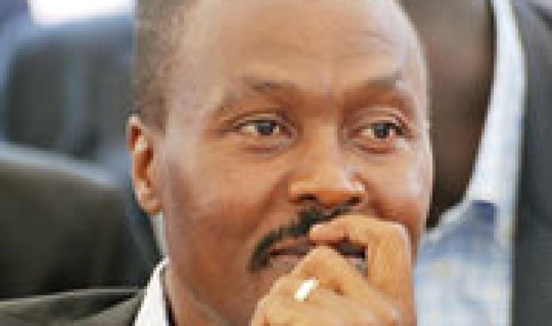 Maj. Gen. Mugisha Muntu set to take FDC Presidency