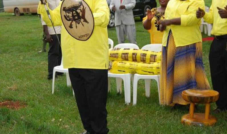Museveni promises Fort Portal city status