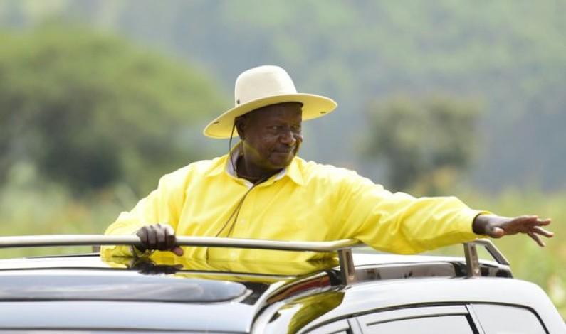 Museveni pledges land fund in Mpigi