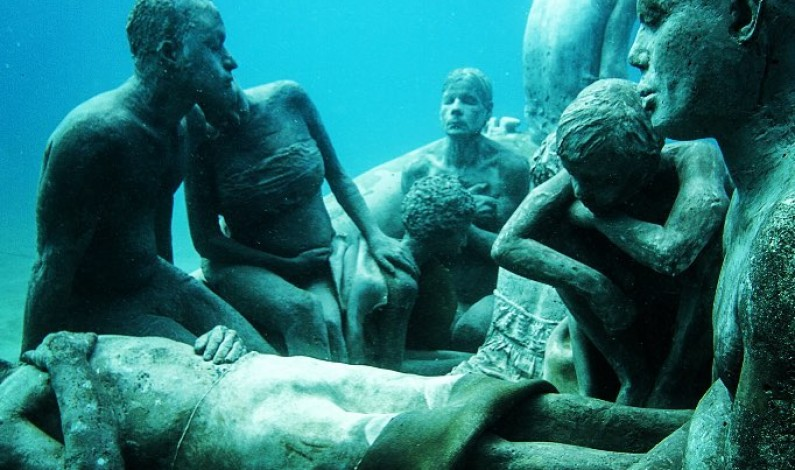 Europe gets it's first underwater Art Museum