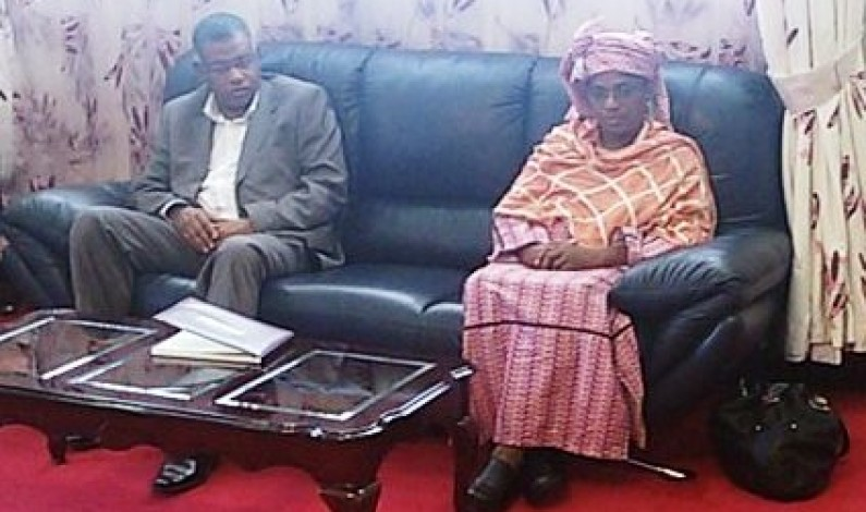 Prof. Mazrui  resource centre to be furnished by his family