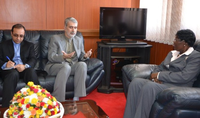 Iran to start new phase of bilateral relations with Uganda