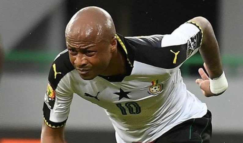 AFCON 2017:Ghana edges Uganda 1-0 in a tight encounter