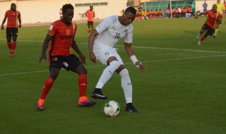 Ivory Coast hammers Uganda 3-0 in a friendly ahead of 2017 AFCON