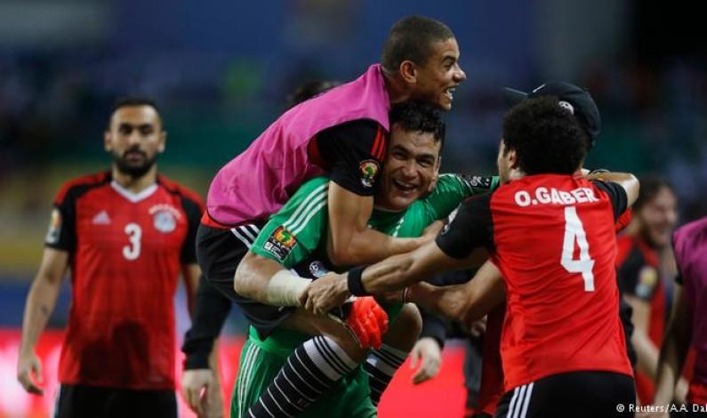 Afcon 2017:Egypt beats Burkina Faso on penaltis to reach final
