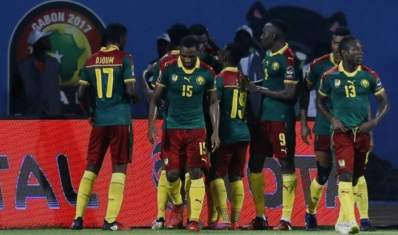 Afcon 2017: Cameroon beats Ghana 2-0 to set up Egypt final