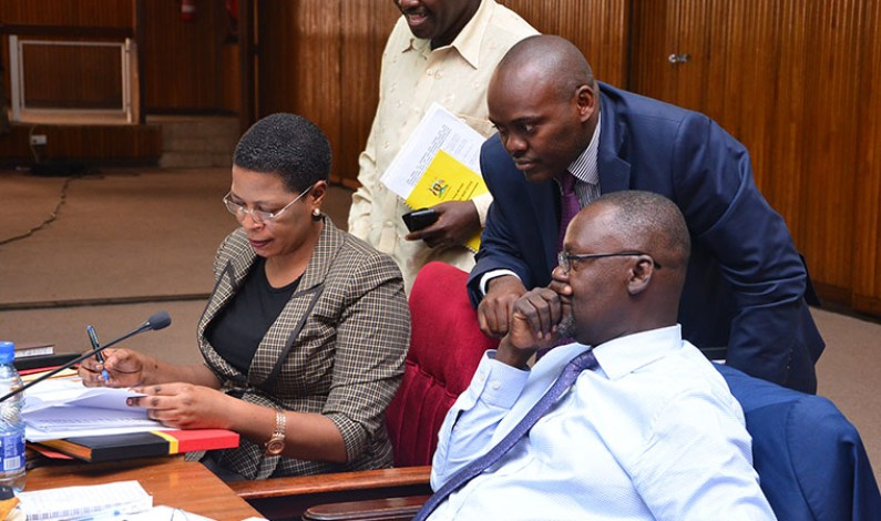 MPs grill KCCA officials over 1.47billion non remittance of workers contributions to NSSF