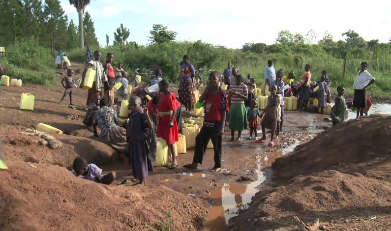 Drought causes water scarcity in parts of Mityana district