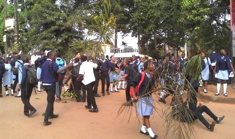Old Kampala SS in new leadership following last week's student strike