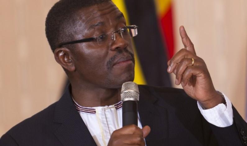 Katikiro Mayiga warns government against tampering with land