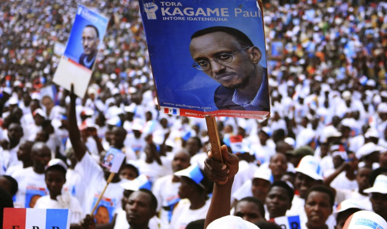 Rwandese in Uganda to vote for Presidential elections on 3rd August