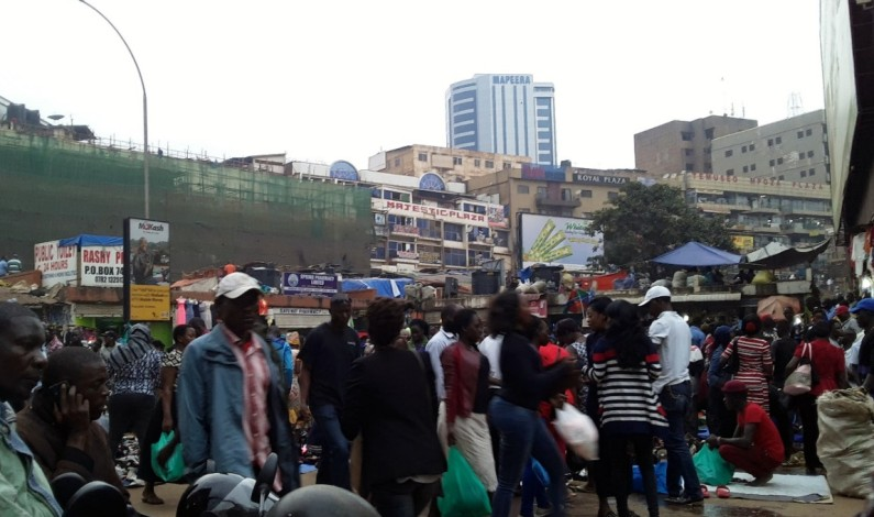 Tales of Kampala's street vendors at Kaja market in down town city