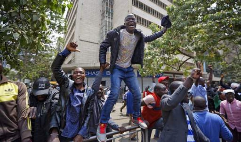 Questions still remain over the scheduled Kenyan re-election