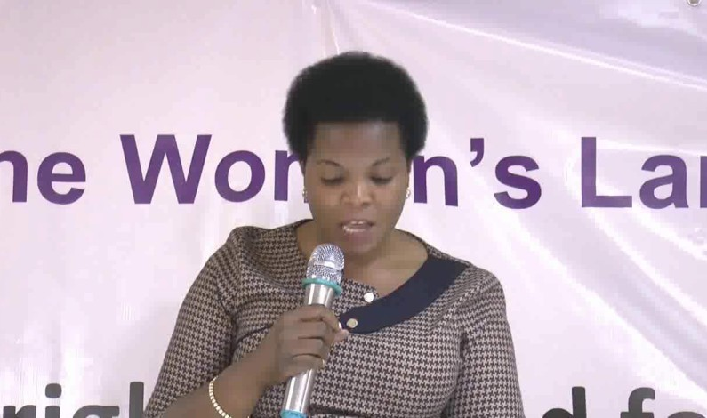 Persis Namuganza decries threats from fellow MPs