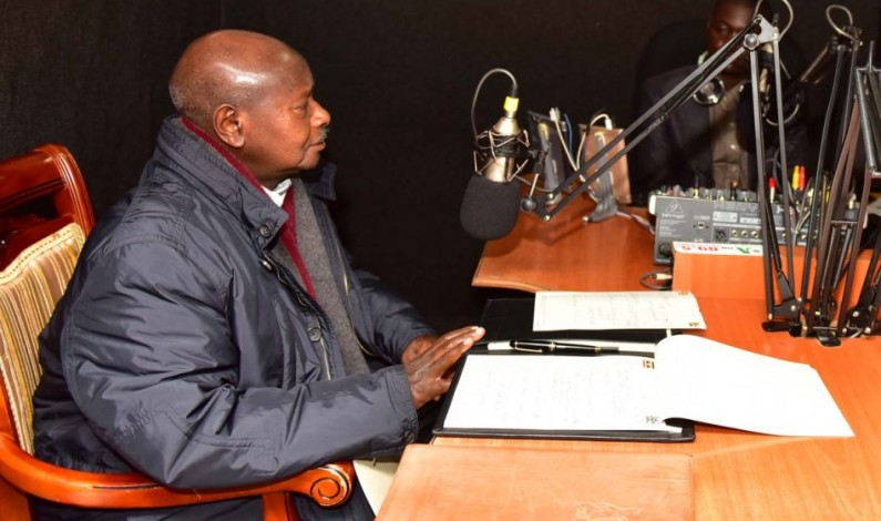 President Museveni addresses the proposed amendment of the land law