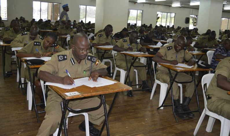 430 Police Officers sit for UN interviews