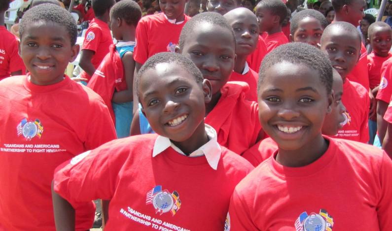 Kids take over on World Children's Day
