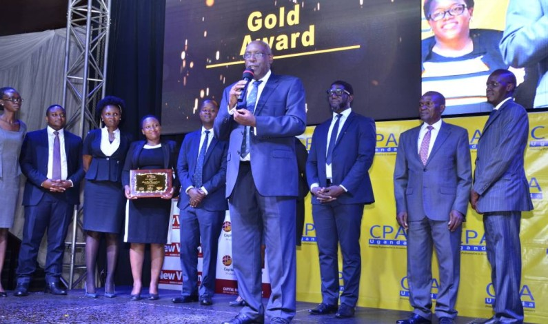 Stanbic wins big at Financial Reporting Awards