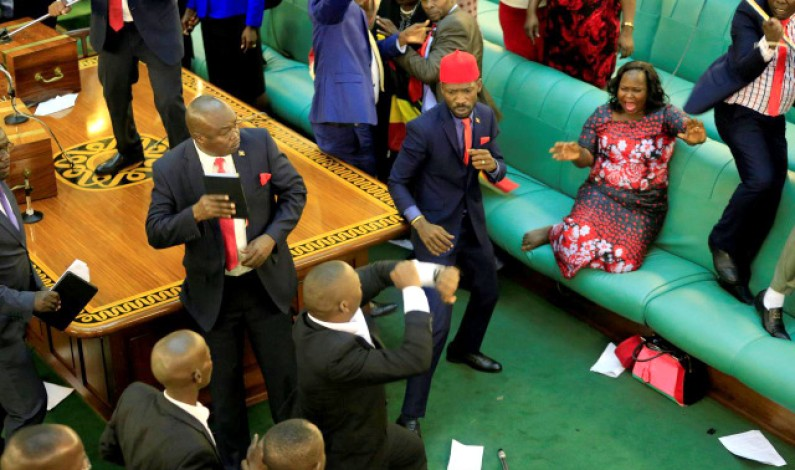 APRM queries parliamentary fight