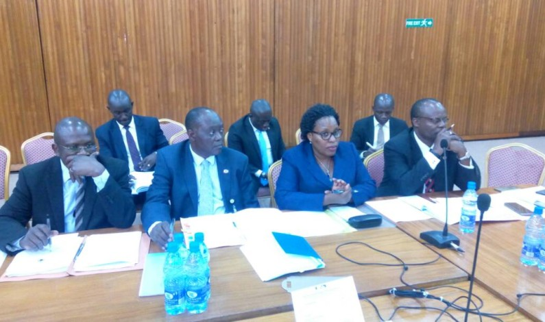 BOU officials grilled over hiring external lawyers to battle court cases