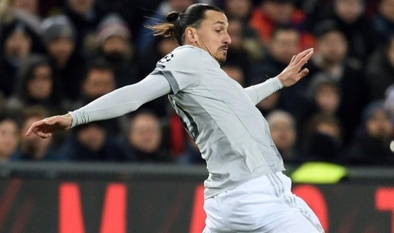 Zlatan Ibrahimovic sets Champions League record