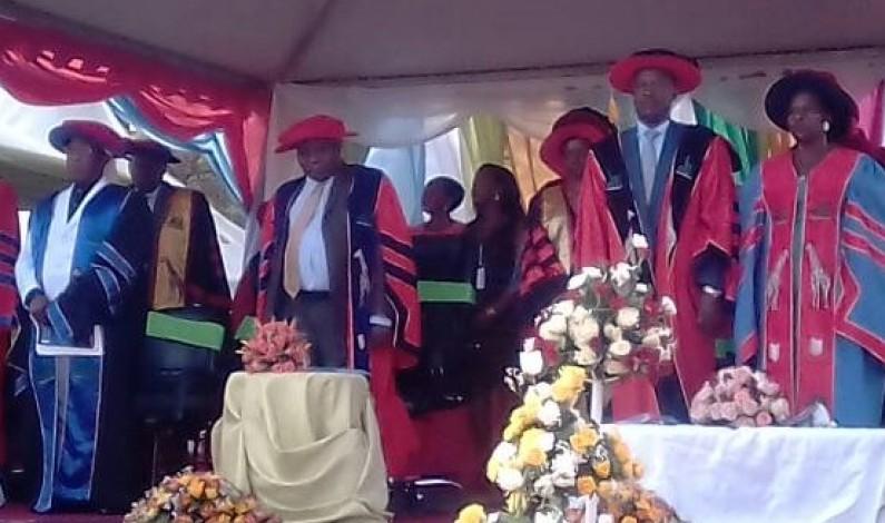 2338 students graduate at Kampala International University