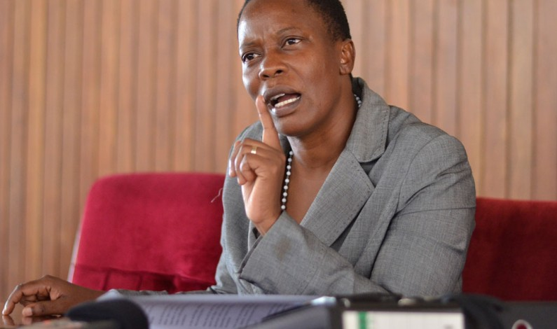 Nambooze returns from India after a successful spine operation